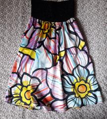 Alkalmi ruha (ruhaként és szoknyaként is hordható)