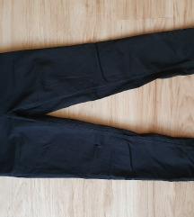H&M fekete nadrág 32 - es méret