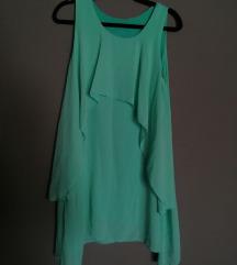 Mentazöld ruha