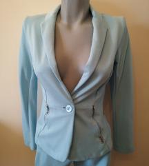 Blue Nature S-es kék kosztüm