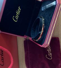 Cartier aranyszínű karkötő