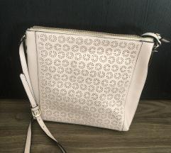 Púder színű Carpisa táska