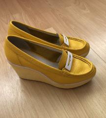 💛🖤 GEOX cipő