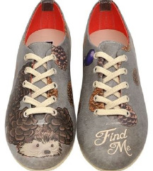 ÚJ Dogo sünis-tobozos cipő 37-es