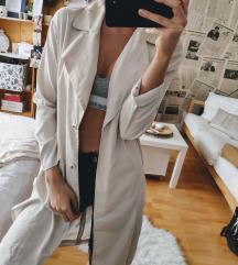H&M CONSCIOUS kabát (34-36)