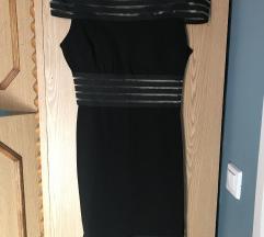 Fekete S es koktél ruha
