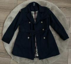 Zara Girl ballon kabát trench