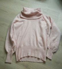 Pihe puha púder színű pulcsi