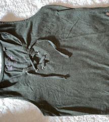 Khaki színű trikó