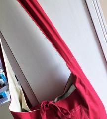 Kifordítható kézműves táska