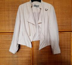 Púder színű dzseki