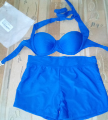királykék bikini   M