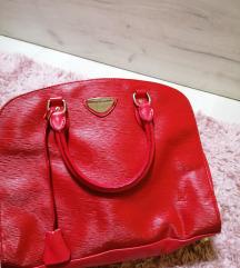 Luis Vuitton piros táska