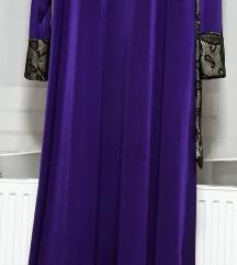 Nagyméretű hosszú ruha