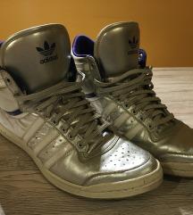 Adidas Sleek Series Magasszárú Ezüst Cipő 38-as
