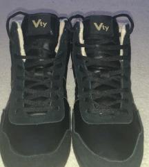 Victory bélelt téli cipő