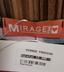 Mirage Fashion új Carolyn ruha