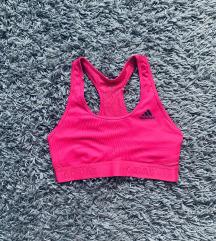 Adidas Neon Rózsaszín Sport melltartó