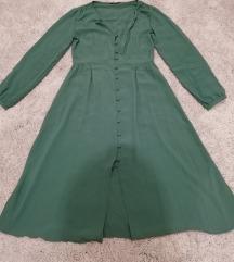 Zöld reserved ruha