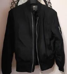 Asos fekete átmeneti dzseki  XS-S-M