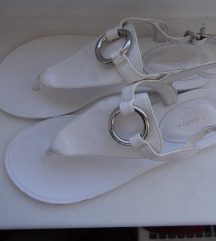 Calvin Klein bőr saru szandál cipő 39
