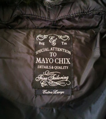 Mayo Chix XL kabát fekete