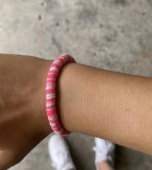 Preppy pink karkötő🌺