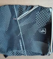 eredeti Ferrari Training táska