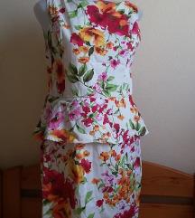 AX Paris virágmintás ruha, M-es