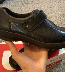 ÚJ! Kényelmi bőr cipő - pk az árban