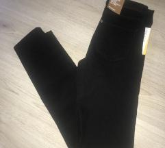 H&M új fekete nadrág