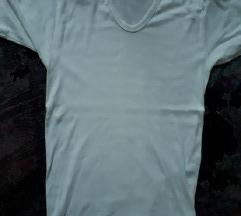 Hosszú fehér trikó XS - csere vagy 300 Ft