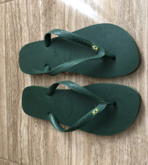 Férfi új Brasil  Havaianas papucs 43-44