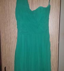 Zöld alkalmi ruha