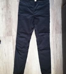 H&M fekete jeggings nadrág
