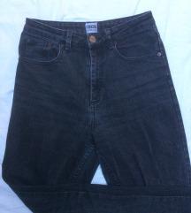 ASOS MOM Jeans fekete