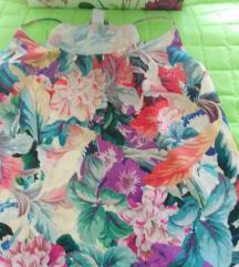 Virágos H&M trikó