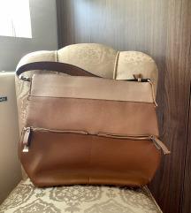 Parfois barna-bézs táska