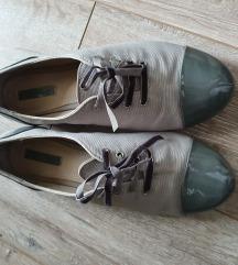 Zara szürke cipő