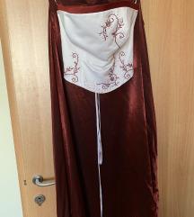 Báli ruha, 3 részes