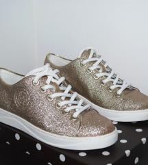 Liu Jo arany bőr cipő