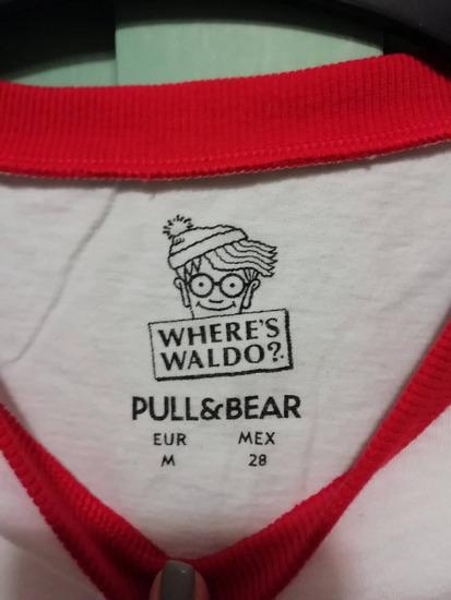 Pull&Bear M Waldo póló