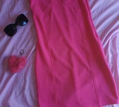 Neon pink miniruha