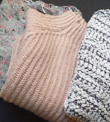 3 db pulóver 5000ért 38