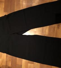 Fekete culotte nadrág