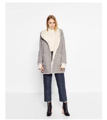 Zara teddy xs kabát