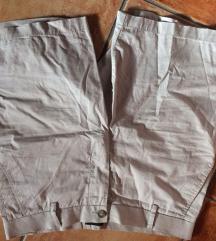 H&M drapp csontszínű férfi rövidnadrág 48