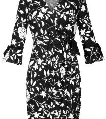 Orsay virágmintás bodycon ruha 34/36