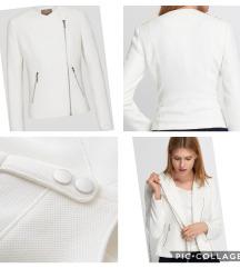 Orsay 34-es fehér kabát párszor használt