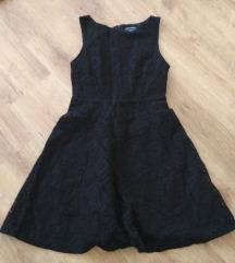 36-os újszerű Yessica fekete csipke ruha